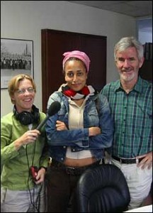 Zadie Smith with ROS
